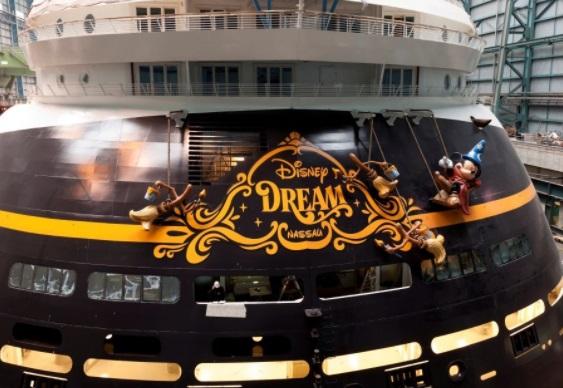 Disney Dream Midship Detective agency