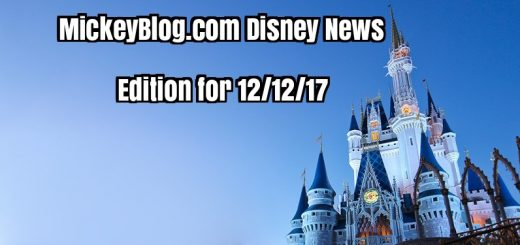Disney News Update