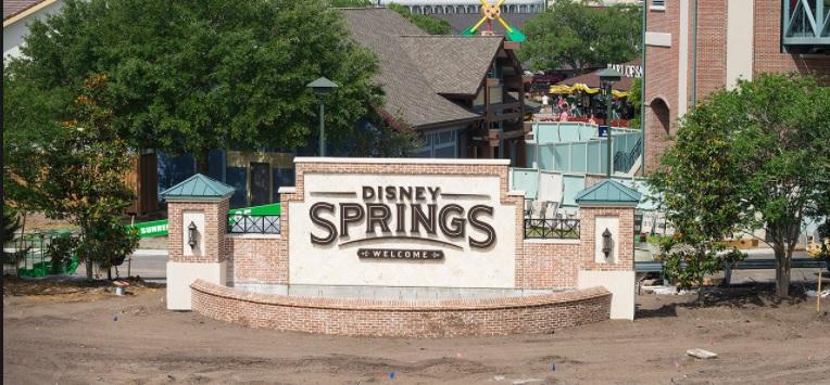 Disney Springs in Walt Disney World