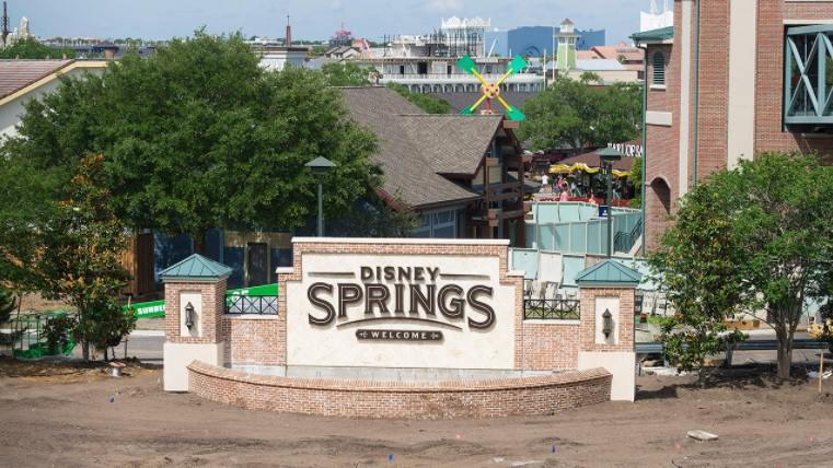 Disney Springs at Walt Disney World