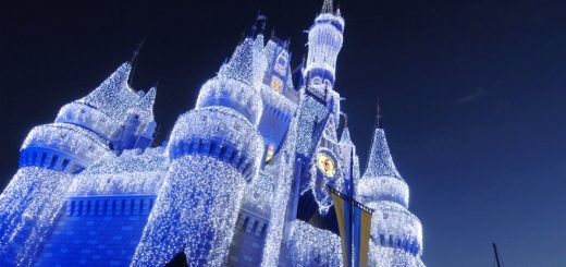 Disney in the Winter