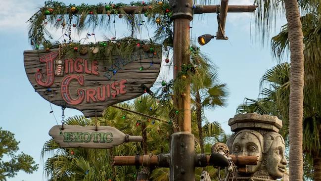 Jungle Cruise open