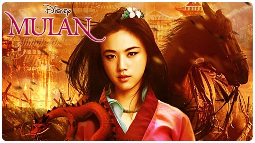 Live Action Mulan