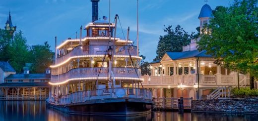 Riverboat Disney World