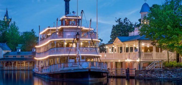 Riverboat Disney World