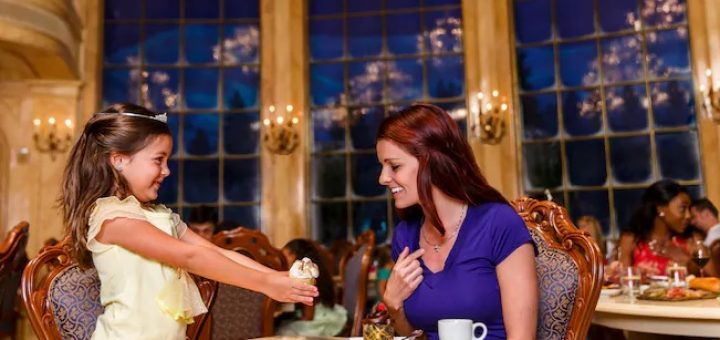 Magic Kingdom Table Service Restaurants