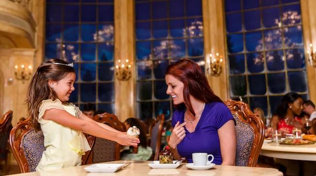 Magic Kingdom Table Service Restaurants