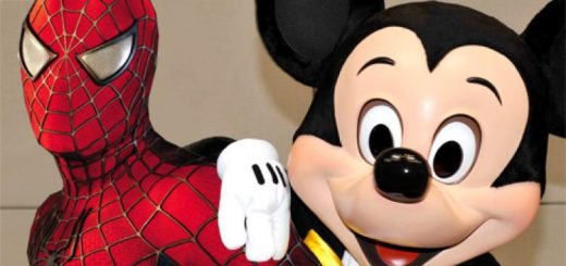 Mickey Spiderman