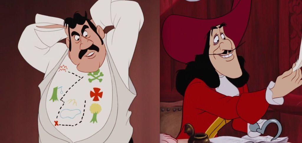 Mr. Darling Captain Hook