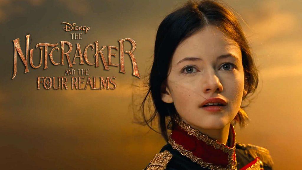 Nutcracker and 4 realms