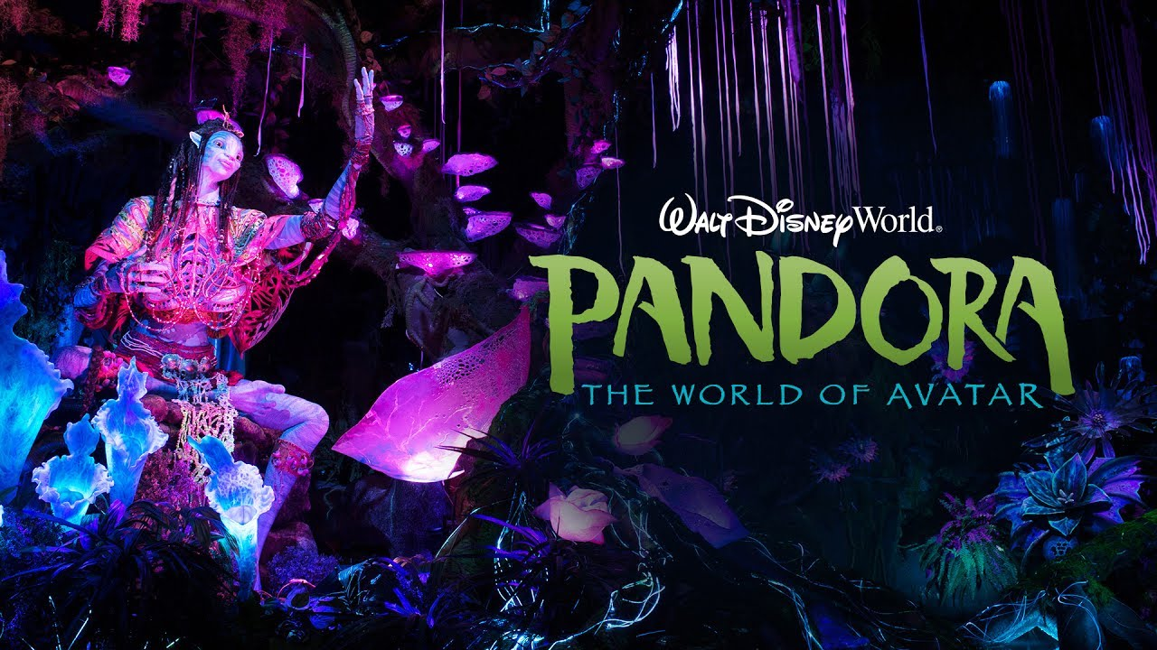 Pandora - the world of Avatar