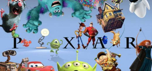 Top Pixar Movies
