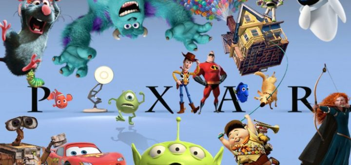 """Pixar Pipe Dream Comes True: Your Cure For """"The Mondays ..."""