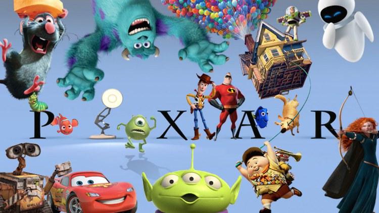 Top Pixar Movies