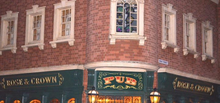 Rose & Crown Epcot