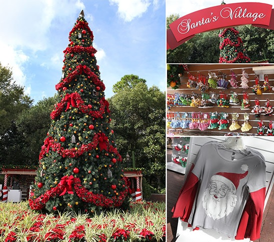 Santa's Village Epcot