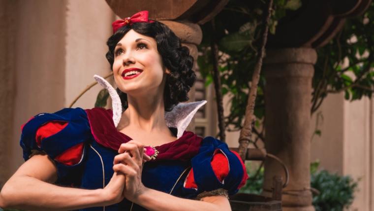Snow White Walt Disney World