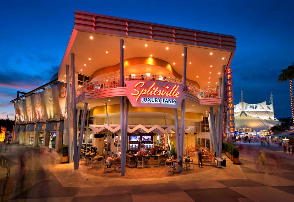 Splitsville Disney Springs