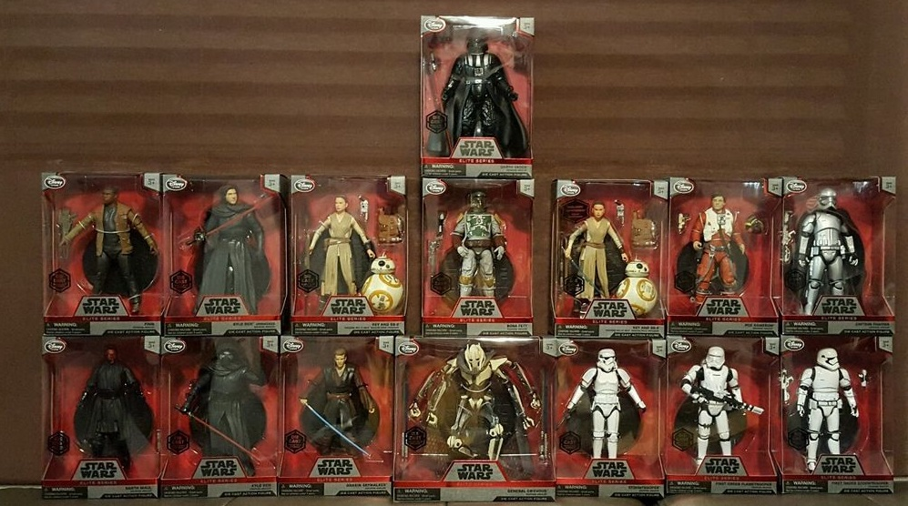 Star Wars Elite Series