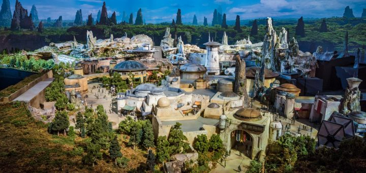 Star Wars Galaxy Edge