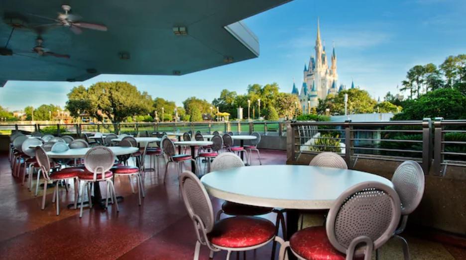 Magic Kingdom Quick Service Restaurants