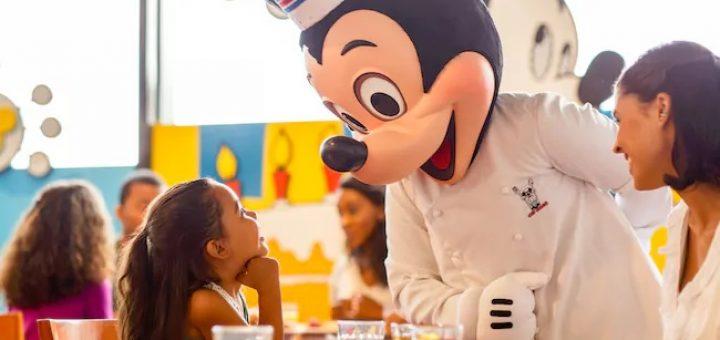 healthy Disney meals