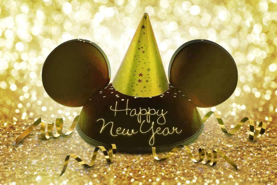 New Years at Magic Kingdom