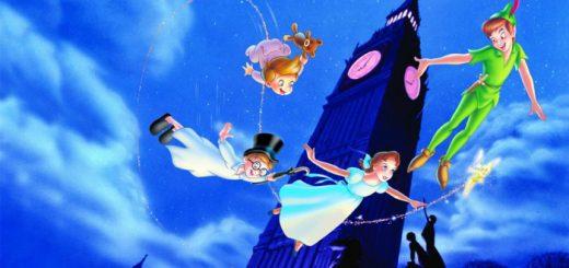 live-action Peter Pan