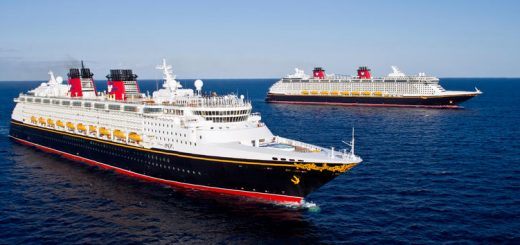 Disney Cruise Line 2018