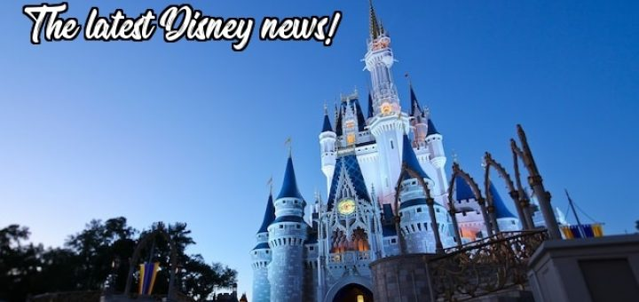 Disney news January 15