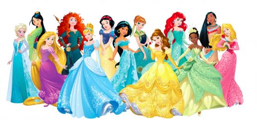 Facts about Disney Princesses