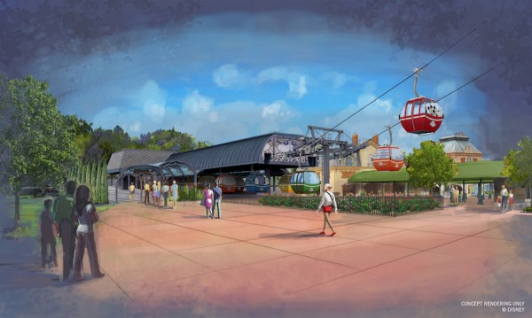 Disney Skyliner Update