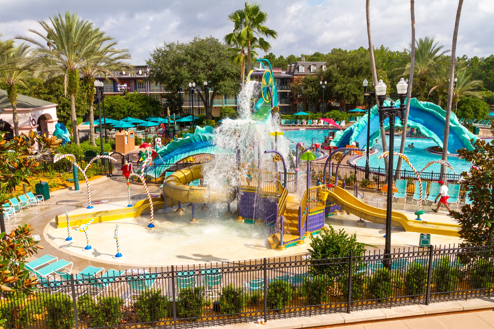 Disney World Resort Pools