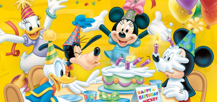 disney themed birthday ideas mickeyblog com