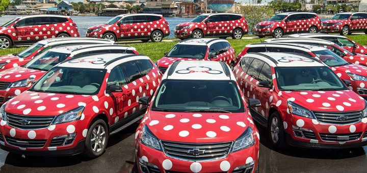 Disney ride sharing