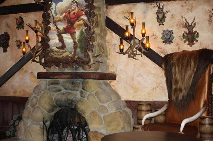 Gaston's chair