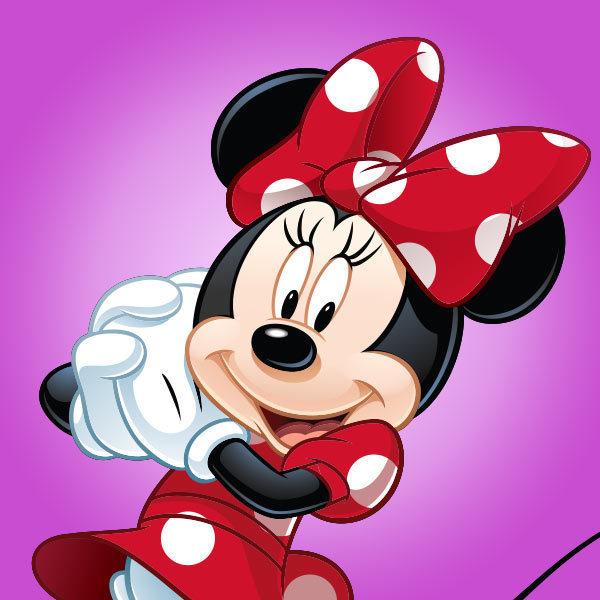 Minnie Mouse Polka Dots