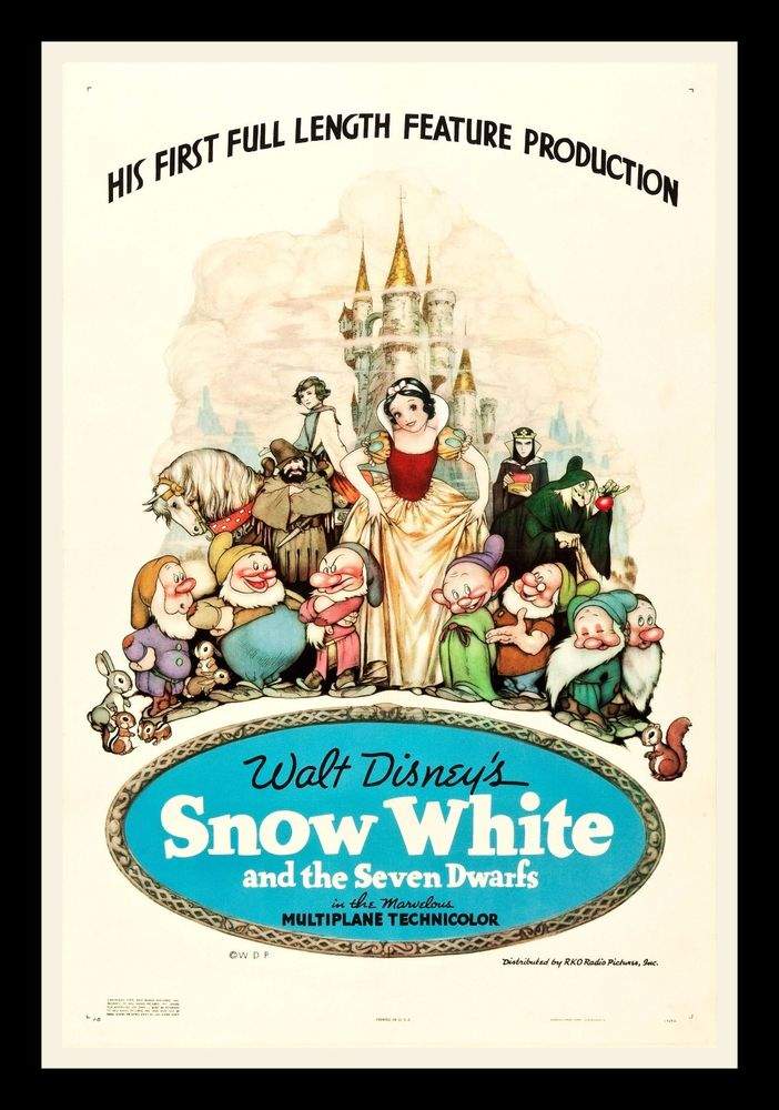 Original Snow White movie