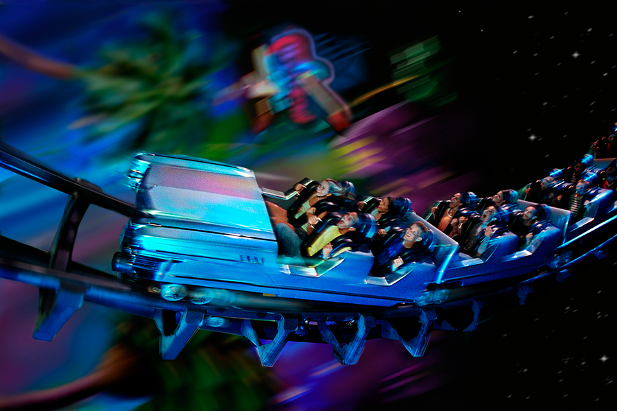 Rock n roller coaster Disney