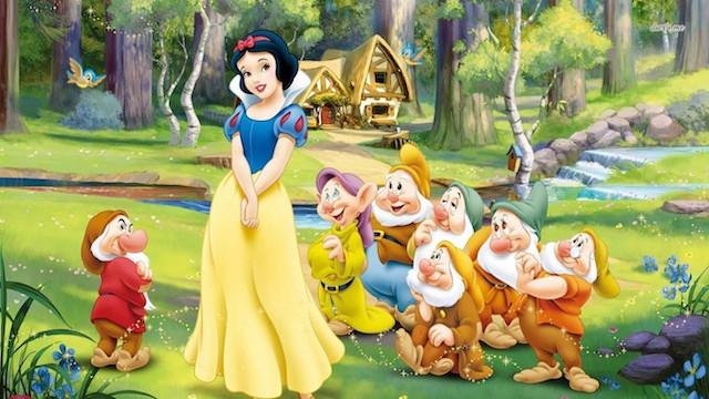 Snow White Seven Dwarfs