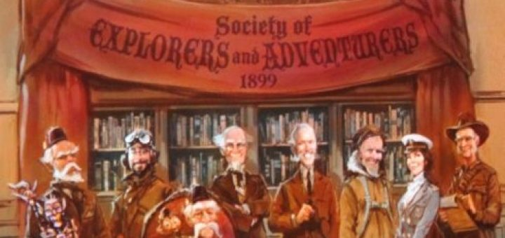 Society of Adventurers and Explorers
