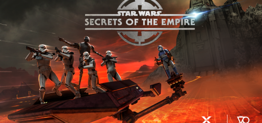 Star Wars Secrets of teh Empire