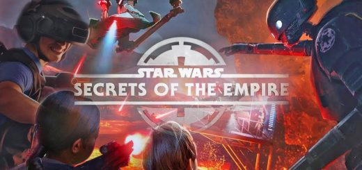 Star Wars Secrets of the Empire game