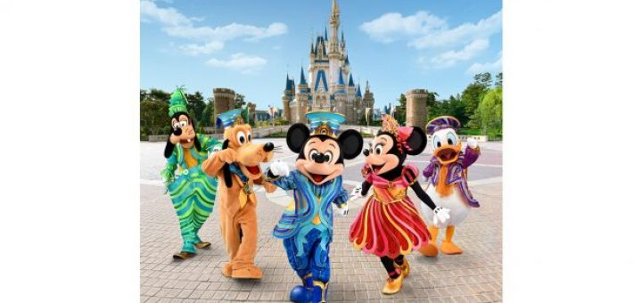 Tokyo Disney Resort Attendance
