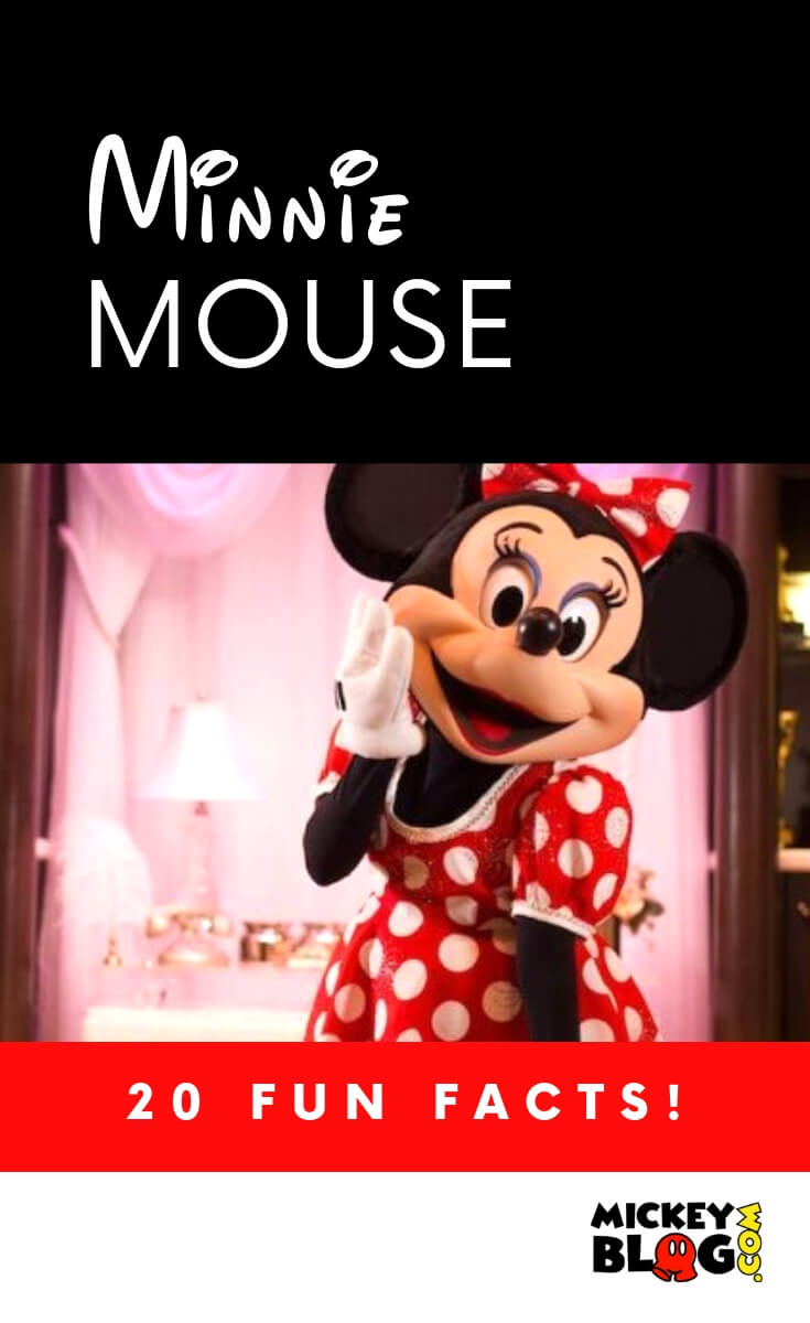 20 Fun Facts About Minnie Mouse Mickeyblog Com