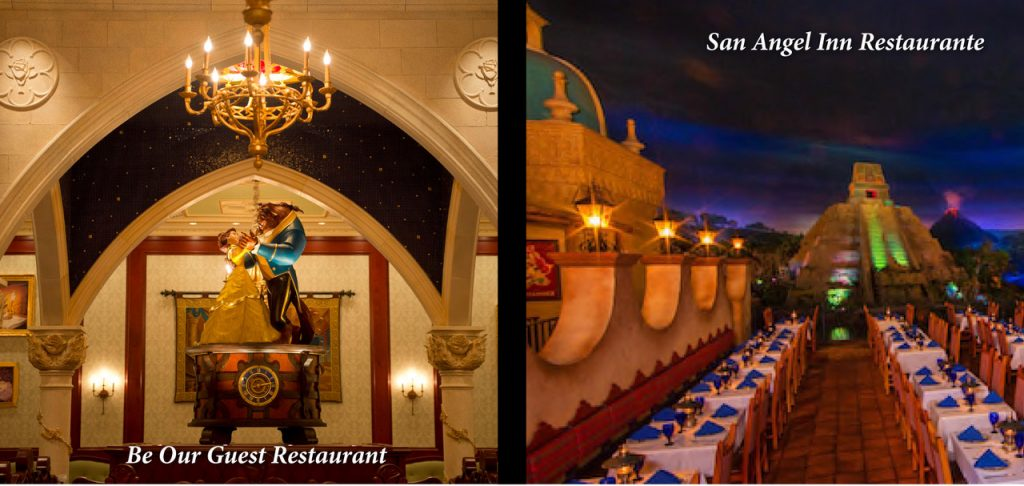 Be Our Guest San Angel