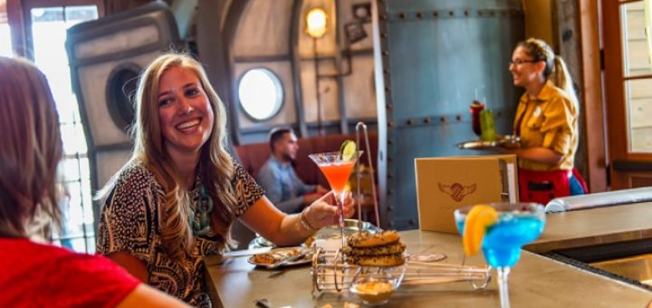 Best bars at Disney Springs