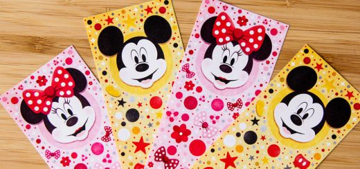 Disney bookmarks
