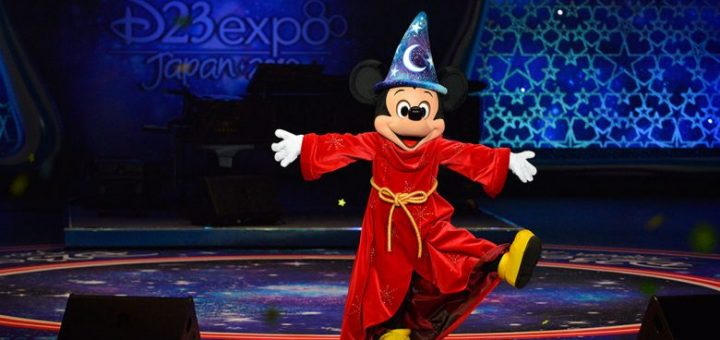 D23 Disney Japan 2018