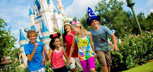 Disney summer vacations